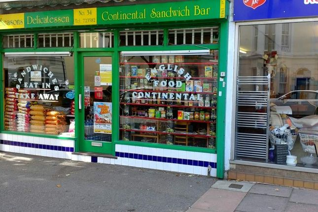 Retail premises for sale in Eastbourne BN21, UK