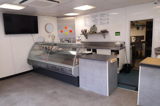 Thumbnail Restaurant/cafe for sale in Cafe & Sandwich Bars S1, South Yorkshire