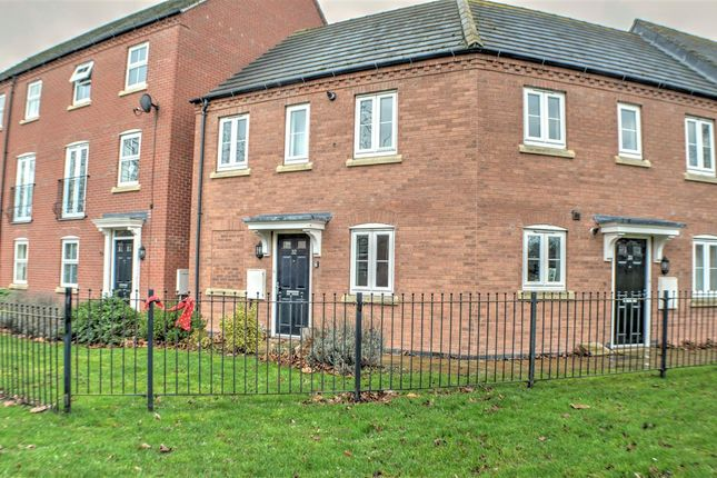 Thumbnail Maisonette for sale in Arran Close, Greylees, Sleaford