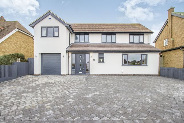 4 bed detached house for sale in Valjean Crescent, Kirby Muxloe, Leicester