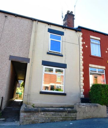 3 bed terraced house for sale in Burnaby Street, Sheffield, South Yorkshire