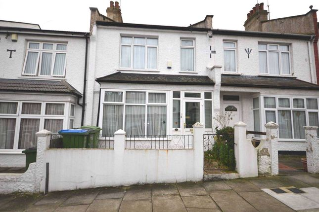 Thumbnail Terraced house to rent in Congress Road, London