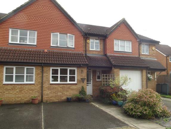 3 bed terraced house for sale in Artesian Grove, Barnet