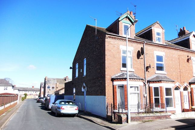 Thumbnail End terrace house to rent in Broadway, Goole