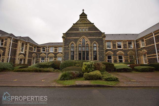 Thumbnail Flat for sale in Llys Ardwyn, Aberystwyth