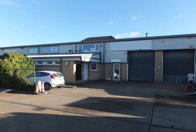 Thumbnail Light industrial for sale in Paycocke Close, Basildon