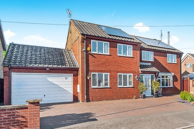 Thumbnail Detached house to rent in Lebanon Drive, Wisbech