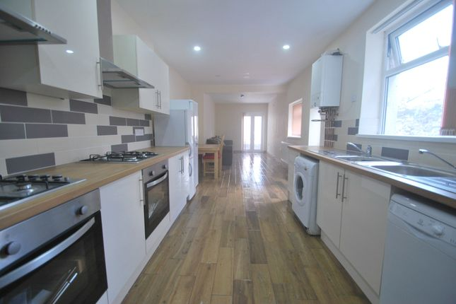 8 bed terraced house to rent in Llantrisant Street, Cardiff