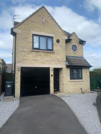 Thumbnail Detached house for sale in Alderford Drive, Balby, Doncaster