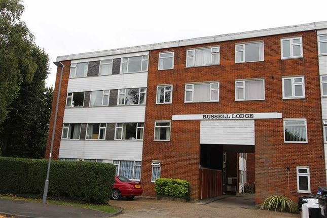Thumbnail Flat for sale in Russell Lodge, North Chingford, London