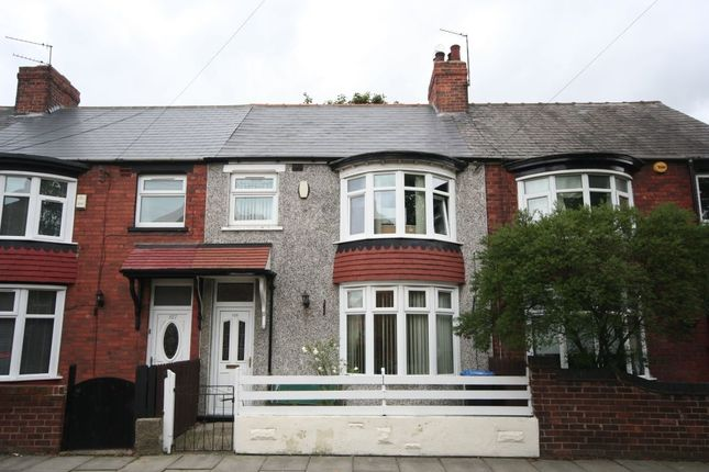 Thumbnail Terraced house for sale in Carlow Street, Middlesbrough