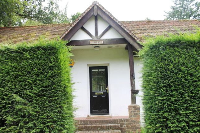 Thumbnail Bungalow to rent in Gotwick Manor, Hammerwood, East Grinstead