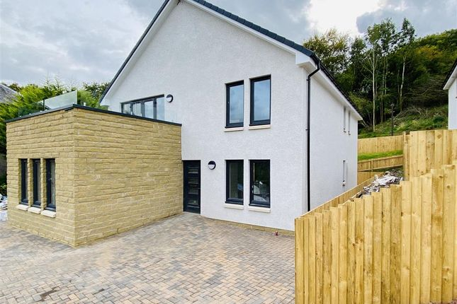 Thumbnail Detached house for sale in Riverside Road, Kirkfieldbank, Lanark