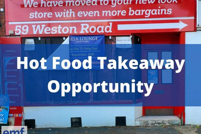 Thumbnail Restaurant/cafe to let in Stafford, Staffordshire