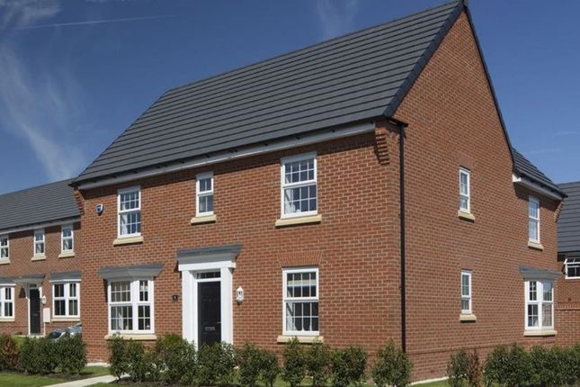 Thumbnail Detached house for sale in The Layton, Stapeley Gardens, Stapeley, Nantwich