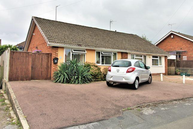 Thumbnail Semi-detached bungalow for sale in Beaumont Road, Springbank, Cheltenham