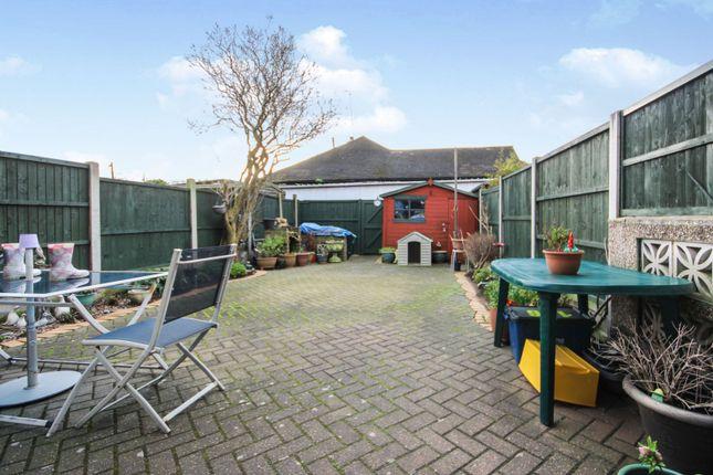 Garden of Rochford Road, Southend-On-Sea SS2
