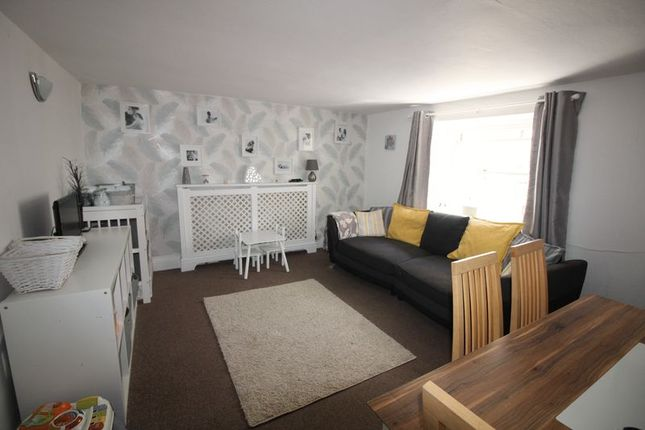 Thumbnail 4 bed flat to rent in The Lanes, High Street, Ilfracombe