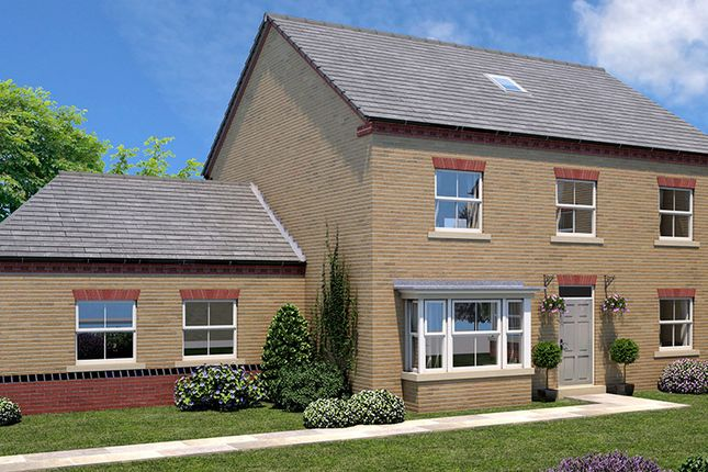 Thumbnail Detached house for sale in The Harewood, Elmete Lane, Leeds