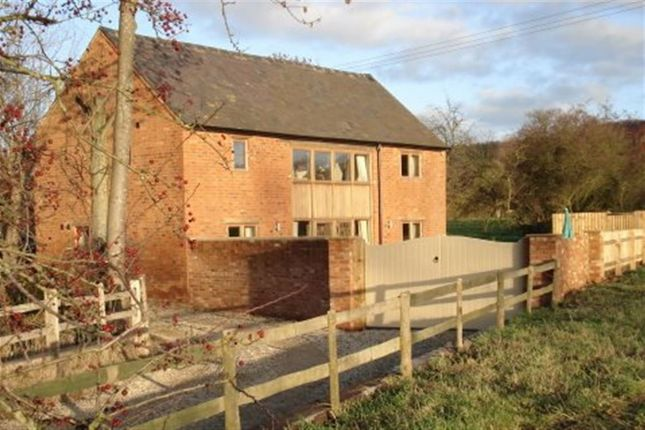 Thumbnail Barn conversion to rent in Lower Farm, Brownley Green Lane, Hatton, Warwick
