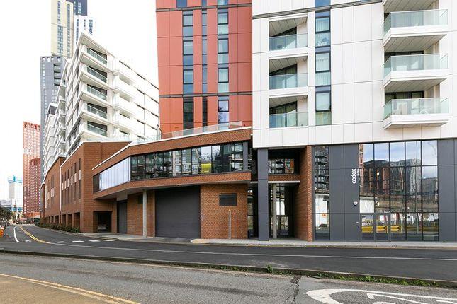 Thumbnail Office for sale in Nine Elms Point, Units E & F, 9 & 11 Cellini Street, London