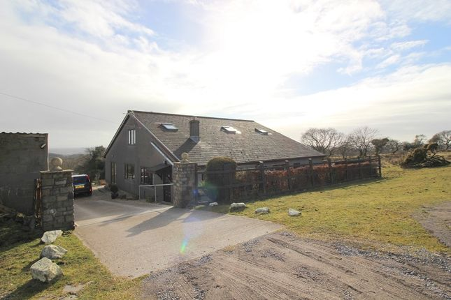 Thumbnail Detached house for sale in Heol Llan, Coity, Bridgend.