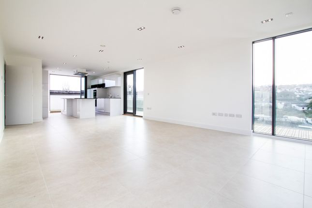 Thumbnail Penthouse for sale in Lower Church Street, Chepstow