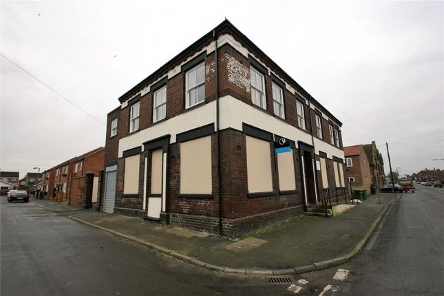 Thumbnail Property for sale in Queens Hotel, Rowland Road, Scunthorpe