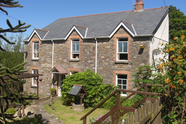 Thumbnail Farmhouse for sale in Swiss Valley, Llanelli