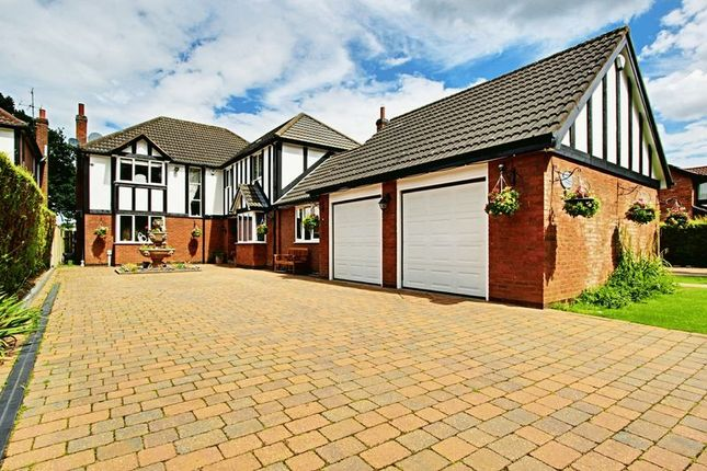 Thumbnail Detached house for sale in The Woodlands, Cottingham