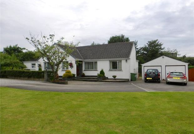 Thumbnail Detached bungalow for sale in Wyndways, Scawfield, High Harrington, Workington
