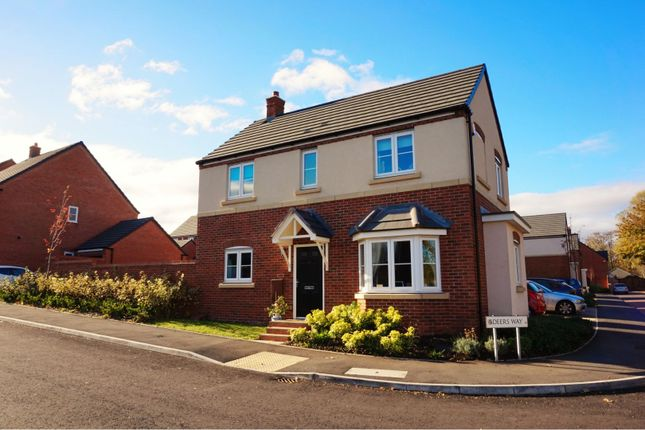 Thumbnail Detached house for sale in Deers Way, Birmingham