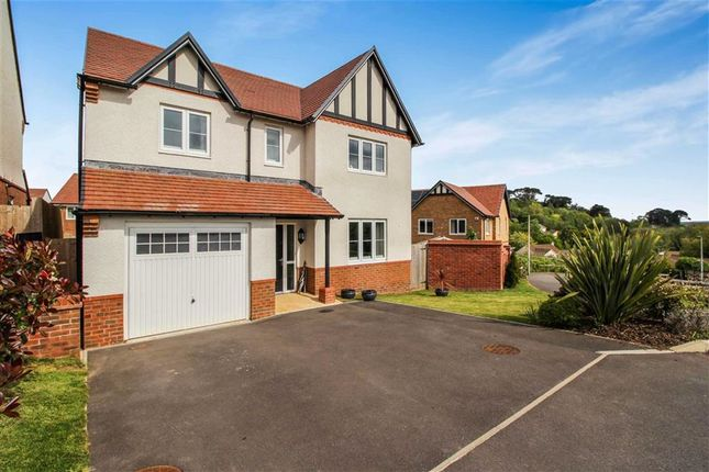 Thumbnail Detached house for sale in Needs Drive, Bideford