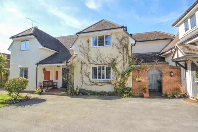 Thumbnail Detached house for sale in Newport Road, Saffron Walden, Essex