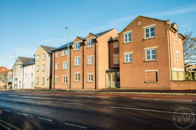 Thumbnail Flat to rent in Park Road, Ormskirk