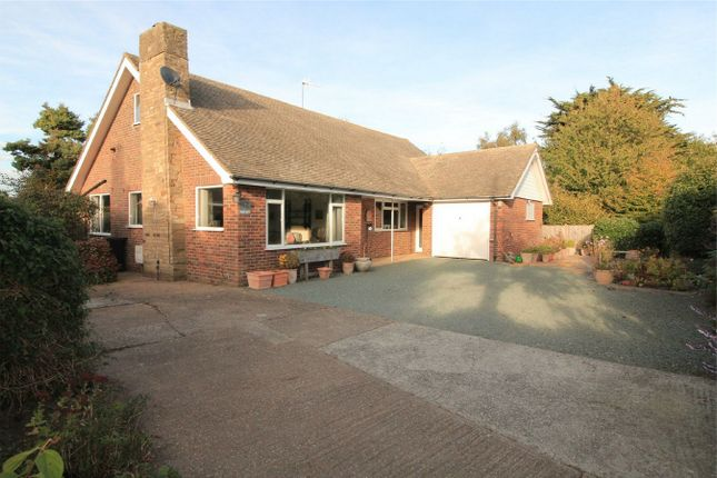 Thumbnail Detached bungalow for sale in Collington Lane West, Bexhill On Sea, East Sussex