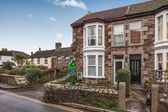 Thumbnail Semi-detached house for sale in Plain-An-Gwarry, Redruth