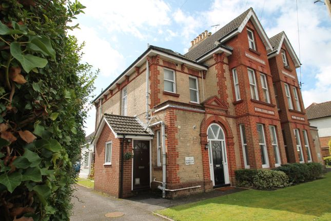 Thumbnail Flat for sale in Balmoral Road, Lower Parkstone, Poole