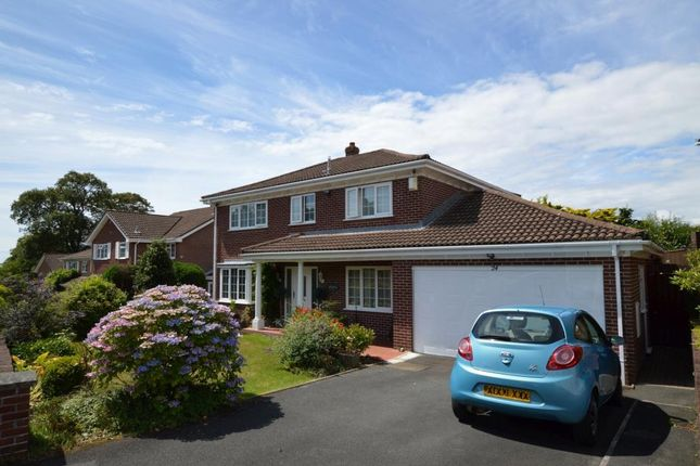 Thumbnail Detached house for sale in Caradon Close, Derriford, Plymouth, Devon
