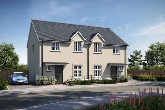 3 bed semi-detached house for sale in Launceston Road, Tavistock PL19