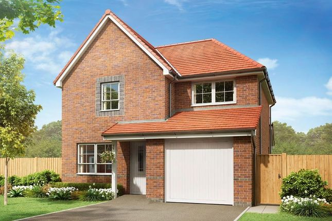 """3 bed detached house for sale in """"Bewdley"""" at Pye Green Road, Hednesford, Cannock WS12"""