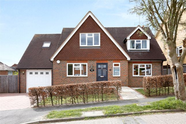 Thumbnail Detached house for sale in Woodland Way, Marlow, Buckinghamshire