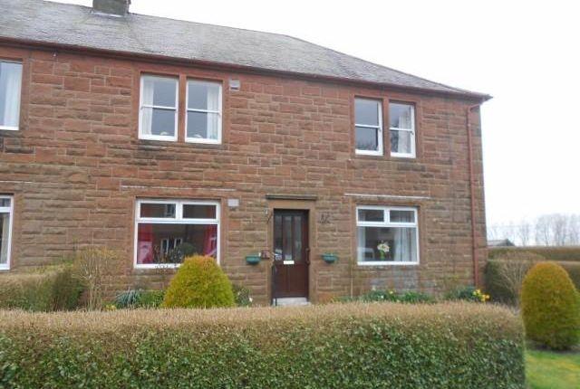 Thumbnail Flat to rent in Beckton Road, Lockerbie