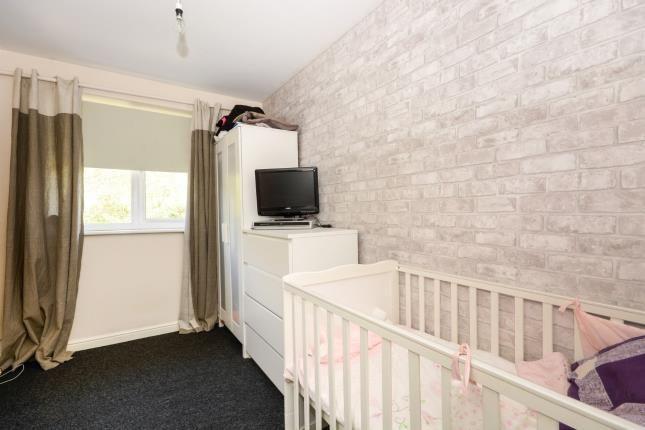 Bedroom Three of East Street, Warsop Vale, Mansfield, Nottinghamshire NG20