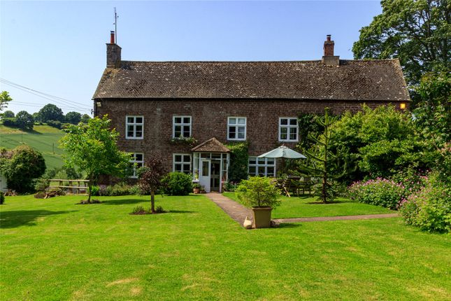 Thumbnail Detached house for sale in Llangarron, Ross-On-Wye, Herefordshire