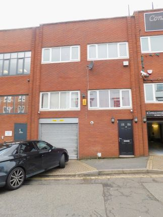 Thumbnail Office for sale in 14 Warstone Parade East, Jewellery Quarter