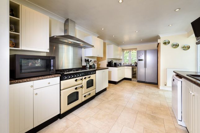 Thumbnail Detached bungalow for sale in Church Hill, Beccles Road, Haddiscoe, Norwich