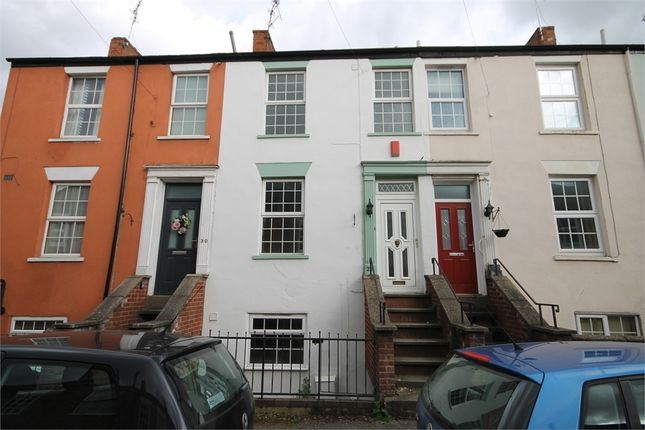 Terraced house for sale in Crown Street, Newark, Nottinghamshire.