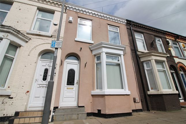 Thumbnail Terraced house to rent in Eton Street, Liverpool