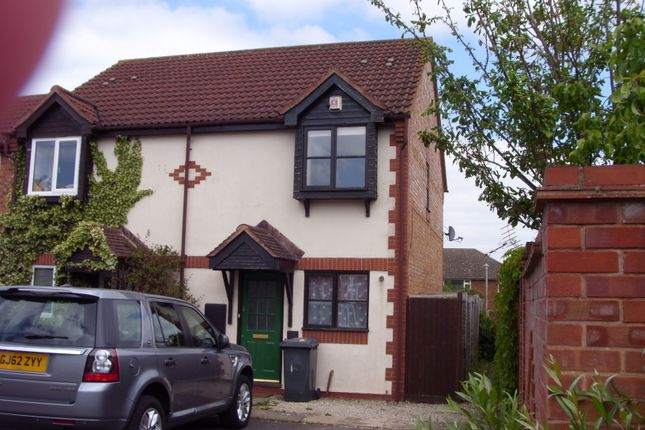 2 bed end terrace house to rent in Grenadier Close, Abbeymead